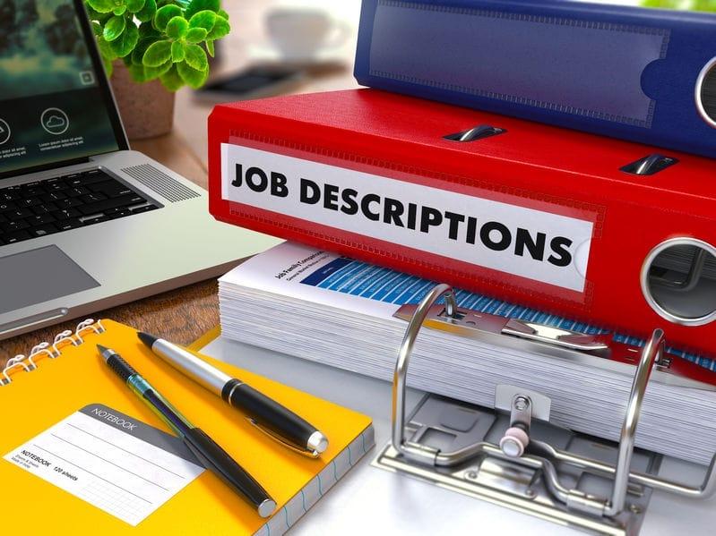 Importance of a Well Written Job Description